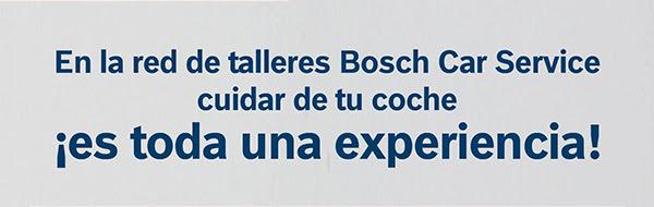 En la red de talleres Bosch Car Service cuidar de tu coche ¡es toda una experiencia!